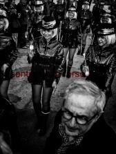 Sete 2016 Festival images Singulieres défilé de majorettes