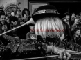 Sete 2016 Festival images Singulieres défilé de majorettes devant les chais