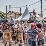 vic 2014 avec Bonijol éleveur dresseur de chevaux de corrida